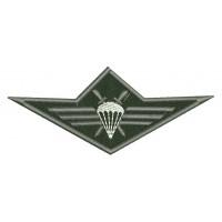 Знак на войсково формирование - ДВ