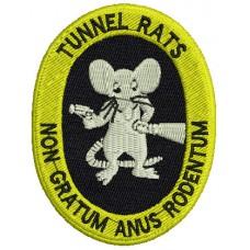 Знак Tunnel rat