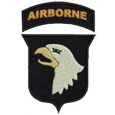 Знак 101 AIRBORN
