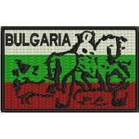 Пач - Флаг с Мадарския конник