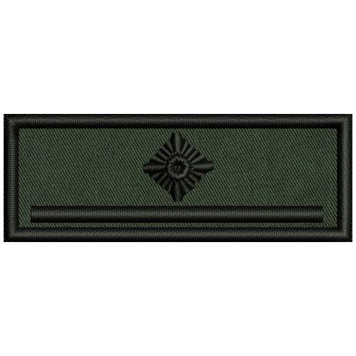Лента за шапка Офицерски Кандидат