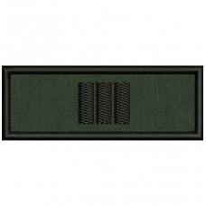 Лента за шапка Сержант