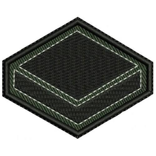 Знак Главен сержант на Батарея