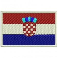 Флаг Хърватска