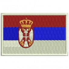 Флаг Република Сърбия