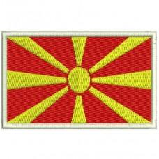 Флаг Северна Македония