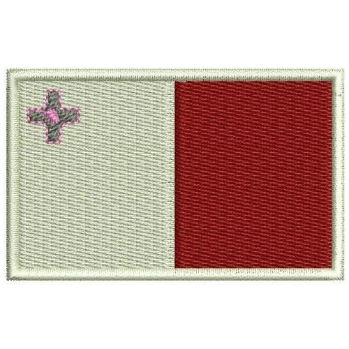 Флаг Малта