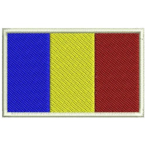 Флаг Румъния