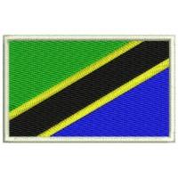 Флаг Танзания