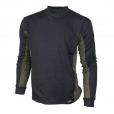 Лека блуза с дълъг ръкав BLACK GREEN DB0007