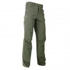 Мъжки спортен панталон от бързо съхнеща материя Green