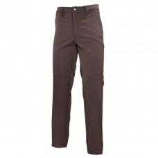 Мъжки спортен панталон от бързо съхнеща материя Brown