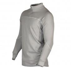 Мъжкa термо блуза с висока яка GREY 2TMDB203825