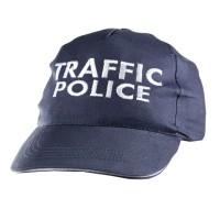 Шапка Traffic Police т. синя