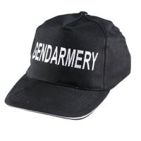 Шапка Gendarmery черна
