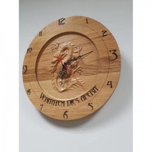 Лазерно гравиран часовник Дракон