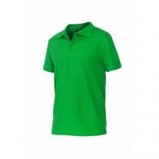 Блуза тип пике POLO - Зелено