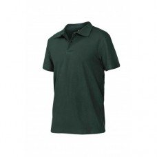 Блуза тип пике POLO - Тъмно зелено