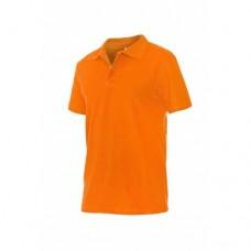 Блуза тип пике POLO - Оранжево