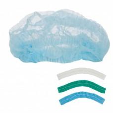Боне 100 бр. в опаковка FEATHER - Бяло