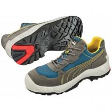 Защитни работни обувки S3 VANGUARD Low S3 - Сиво и Синьо