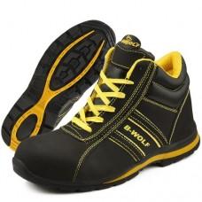 Защитни работни обувки S3 HRO FLASH Hi S3 - Черно