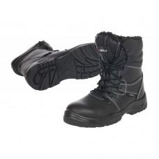 Защитни работни обувки S3 HRO GRIZZLY Hi S3 - Черно