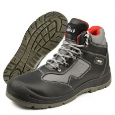 Защитни работни обувки S3 VORTEX Hi S3 - Черно