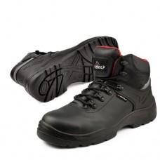 Защитни работни обувки S3 HRO VOLCANO Hi S3 - Черно