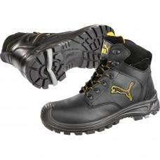 Защитни работни обувки S3 HRO SRC BORNEO Mid S3 - Черно