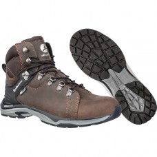 Защитни работни обувки О2 BRIONE Mid O2 - Кафяво